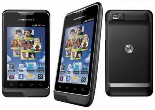 Motorola Motosmart Mobiltelefon um 44 € - 41% sparen