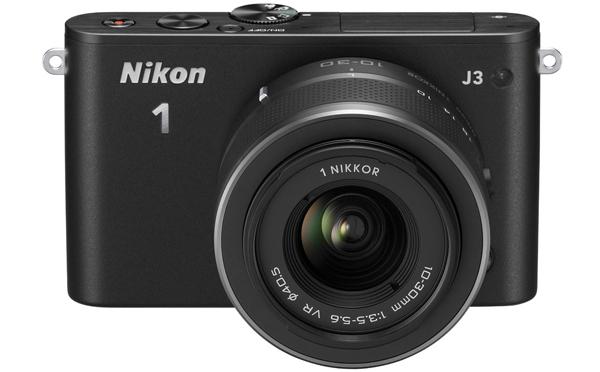 Systemkamera Nikon 1 J3 mit 10-30 mm-Objektiv für 249,95 € - 16% sparen