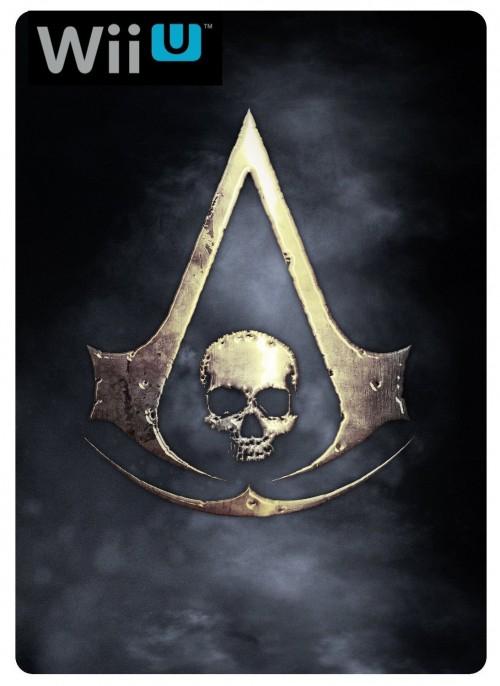 Assassin's Creed 4: Black Flag - Skull Edition (Wii U) für 31 € - 51% sparen