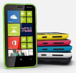 Nokia Lumia 620 für 99 Euro - 28% Ersparnis