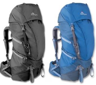 MACPAC Torlesse 65L blau/schwarz (MEN/WOMEN) mit Gutschein 42% Ersparnis