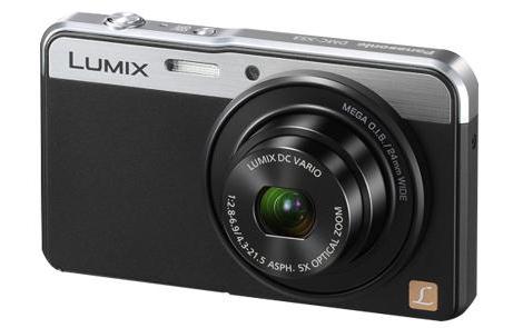Digitale Kompaktkamera Panasonic Lumix DMC-XS3 für 99,99 € - 19% sparen