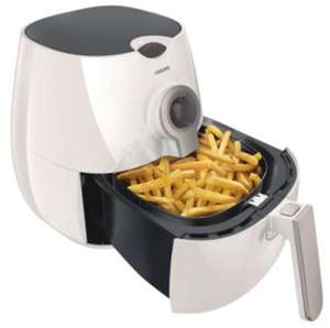 Heißluft-Fritteuse Philips AirFryer HD 9220/50 um 114 € *Update* 21% sparen