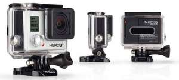 Action-Kamera GoPro HERO3+ Black Motorsport Edition ab 359 €