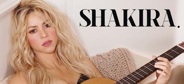 Neues Shakira-Album komplett kostenlos herunterladen