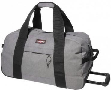 """Eastpak Sport- oder Reisetasche """"Container 65"""" in grau um 49,90 € - bis zu 43% sparen"""