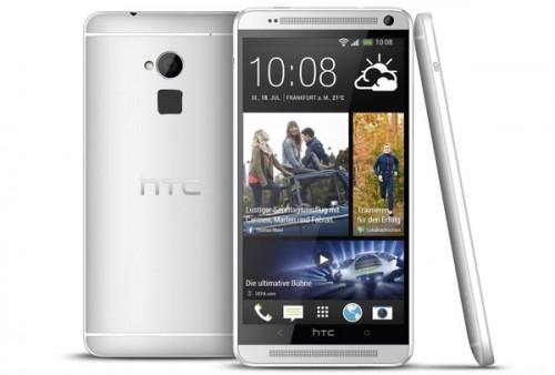 """Android-Smartphone HTC One Max (5,9"""", 16 GB, LTE) für 444 € - 12% sparen"""