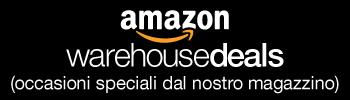 Amazon Italien: 15% Zusatzrabatt auf die Amazon Warehousedeals