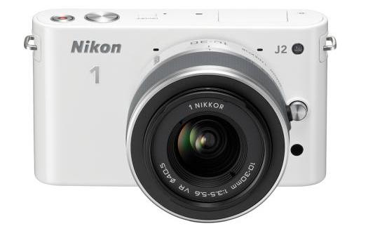 Digitale Systemkamera Nikon 1 J2 mit 10-30 mm Objektiv für 210 € - 25% sparen