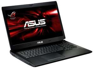 "Gaming-Notebook Asus G750JX-T4070H (17,3"", Core-i7, GTX 770M) für 1099 €"