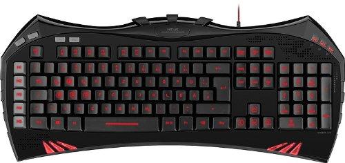 Gaming-Tastatur Speedlink Virtuis für 29 € bei Amazon - 17% Ersparnis