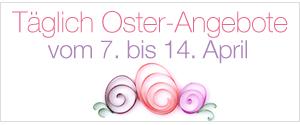 Oster-Angebote-Woche: 1.000 Amazon Blitzangebote zwischen 7. und 14. April 2014
