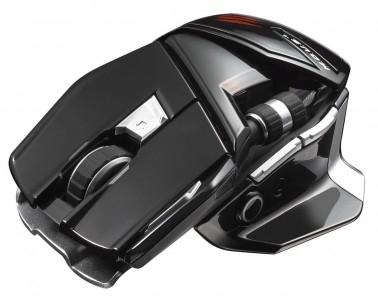 Mad Catz M.O.U.S.9 Bluetooth & Wireless Maus um 77 € - bis zu 19% sparen