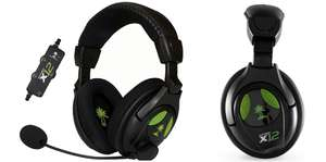 Gaming-Headset Turtle Beach Ear Force X12 für 28,97 € statt 41,50 € - 30% sparen