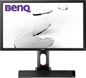 "3D-LED Gaming-Monitor BenQ XL2720T (27"" Full HD, 120 Hz, 1ms) um 329 € - 15% sparen"