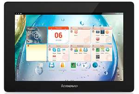Android-Tablet Lenovo IdeaTab S6000 (16 GB, 3G) für 229 € - 18% sparen