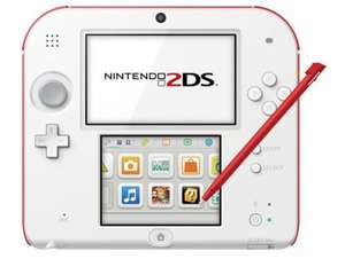 Spielehandheld Nintendo 2DS für 85 € *Update* jetzt für 72,88 € - 27% sparen