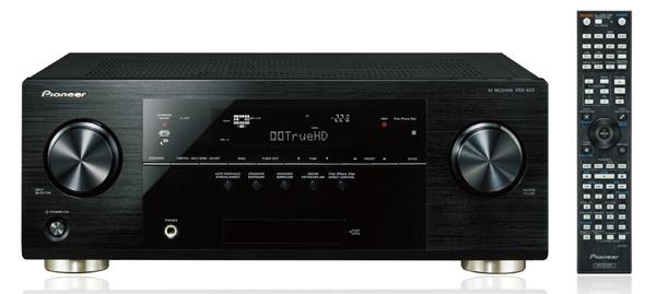 7.2 AV-Receiver Pioneer VSX-922 (AirPlay, 3D, Webradio) für 269 € - 16% sparen