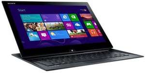 "Sony Vaio Duo 13 SVD1322U9EB (13,3"" Touch-Display, Full HD, LTE) ab 994 € - 27% sparen"