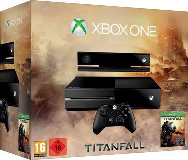Xbox One Titanfall-Bundle für 439 € in den Gamestop-Filialen