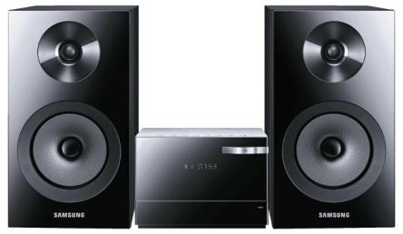 Samsung Kompaktanlage (DVD, DivX, MP3, FM-Tuner) um 79 € - bis zu 10% sparen