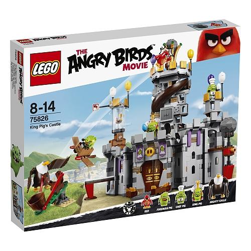 ToysRus: 30% Rabatt auf alle LEGO Angry Birds Artikel - nur bis zum 17. August