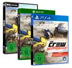 Libro: The Crew: Wild Run Edition (PlayStation 4 / Xbox One / PC) für 10€