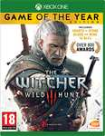 [Amazon.uk] The Witcher 3 Game of the Year Edition (PS4/Xbox One) für 30,07 EUR inkl. VSK