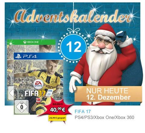 FIFA 17 XBone + PS4