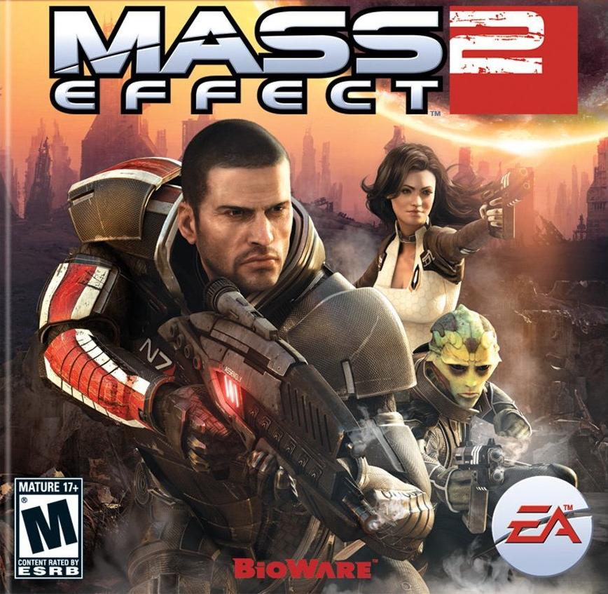 Mass Effect 2 - kostenlos @Origin - 100%