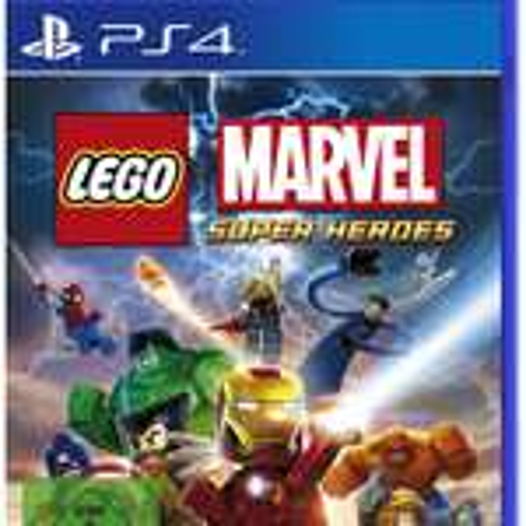 [amazon.de] PS 4 Lego Marvel Superheroes