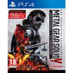 PS4 MGS V: Definitive Edition
