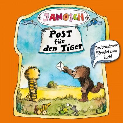 Leo-Lauscher: Janosch, Folge 2, Post für den Tiger, gratis statt 5,99€