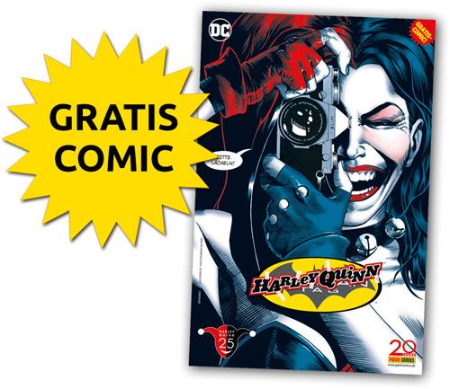 Internationaler Batman-Tag am 23. September - Gratis Comic & Masken in div. Shops!