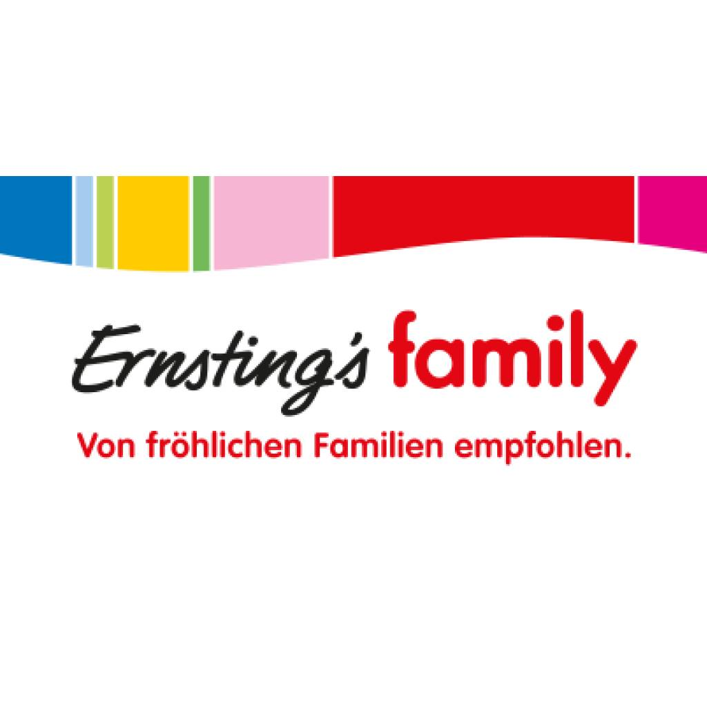 Ernsting's family: 30% Rabatt auf ausgewählte Kindermode / bis zu 40% Rabatt auf Damenmode