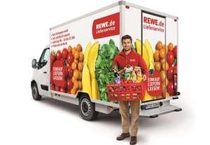 [Top] REWE Lieferservice: 20 € Rabatt (ab 40 € MBW) - bis zu 50% sparen