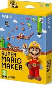 [Wii U] Super Mario Maker ( E-Shop Code) für 29,96€ vorbestellen @gamesrocket   33% sparen