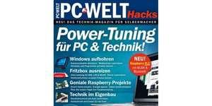 PC-WELT Hacks 07/2016 - Gratis-Download