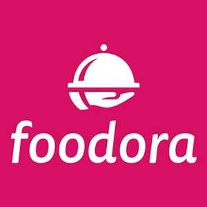 Foodora - 5 € Gutschein für neue Kunden und Freunde-Werbung