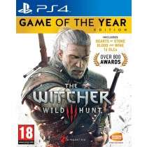 [thegamecollection] The Witcher 3 - Wild Hunt Game of the Year Edition ( PS4) für 33,33€ - 25% sparen