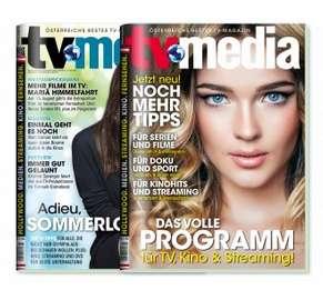 Post: TV-Media - 2 Ausgaben komplett kostenlos - kein Abo