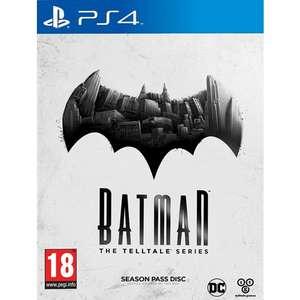 [thegamecollection] Batman: The Telltale Series (PS4) für 13,69€