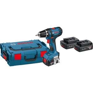 [ZackZack] Bosch Professional GSR 14.4-2-LI + 3 Akkus für 124,90 € - 25% Ersparnis