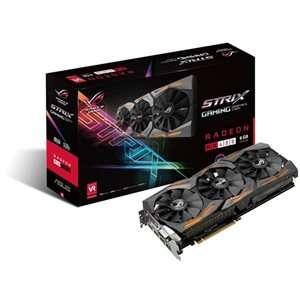 """Computeruniverse: ASUS ROG Strix Radeon RX 480 OC 8GB + Spiel """"Prey"""" für 215,66€ oder für 209,93€ mit LogoiX, Bestpreis -20%"""