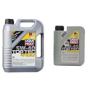 Liqui Moly Top Tec 4100 5W-40 5L Kanister