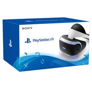 [ShopTo] Sony PlayStation VR-Brille (PSVR) + Sony PS4 Kamera (2016) + Farpoint + VR Worlds für 406€