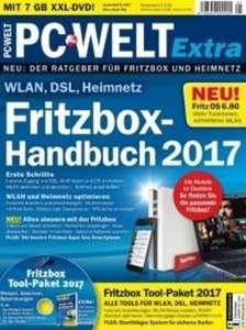 """PC-WELT Sonderheft """"Fritzbox Handbuch 2017"""" kostenlos - am 24.9.2017 (ab 12 Uhr)"""