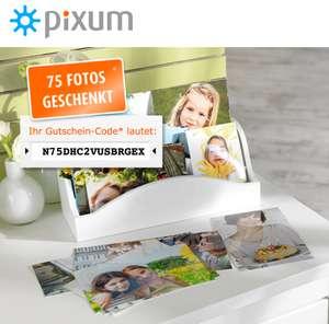 Pixum: 75 Fotos inkl Versand um 2,99 € - statt 15,24 € - 74%
