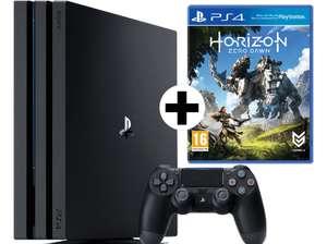 Media Markt: PlayStation 4 Bundles im Angebot - u.a. mit PlayStation 4 Pro + Horizon: Zero Dawn für 334€