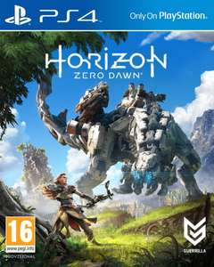 Horizon Zero Dawn PS4 um 19.99 bei Gamestop